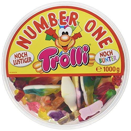 Trolli No. 1, 6er Pack (6 x 1 kg)