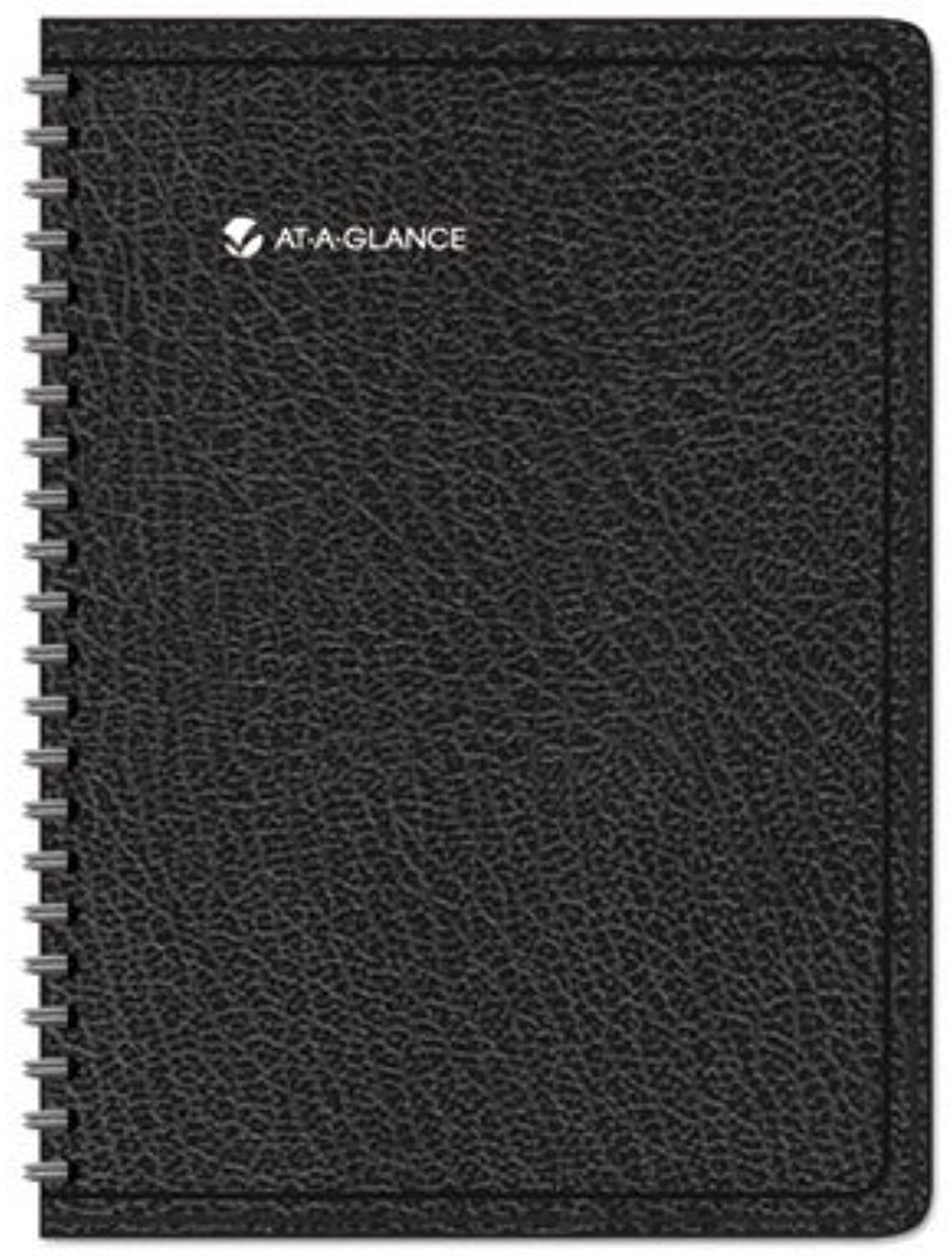 AT-A-GLANCE QuickNotes Recycled Weekly Monthly Appointment Book, 8 8 8 x 10 Inches, schwarz, 2012 (76-05-05) by At-A-Glance B01AVVH2FS | Discount  64f3a3