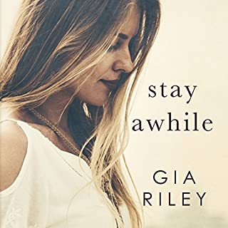 Stay Awhile audiobook cover art