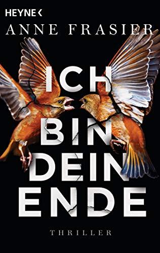 Ich bin dein Ende: Thriller - (Jude-Fontaine-Reihe 3) (German Edition)