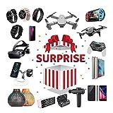 ZHANGCHUNLI Caja Misteriosa, Caja Sorpresa,Teléfonos Móviles, Drones, Relojes Inteligentes, Etc, Todo Lo Posible, Todos Los Artículos Son Nuevos