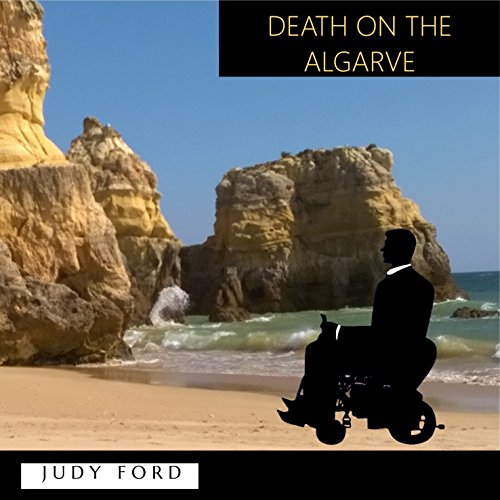 Death on the Algarve audiobook cover art