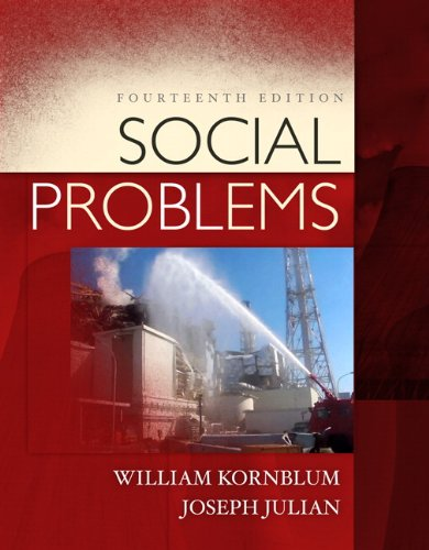 Social Problems (14th Edition)