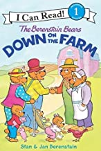 The Berenstain Bears Down on the Farm (I Can Read Level 1)