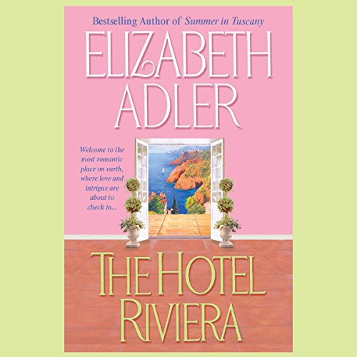 The Hotel Riviera audiobook cover art
