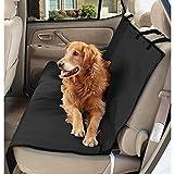 Cubre asientos coche mascota - Funda coche perro - Lona asientos traseros - Maletero - Impermeable.