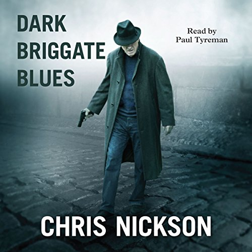 Dark Briggate Blues audiobook cover art