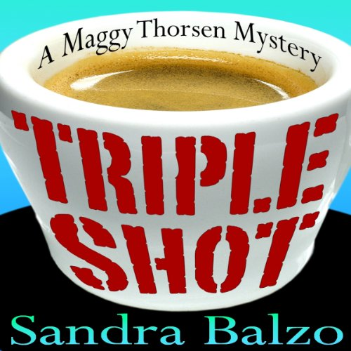 Triple Shot audiobook cover art