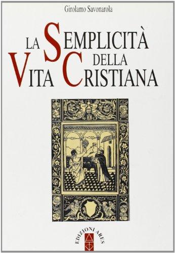 La semplicità della vita cristiana (Emmaus)