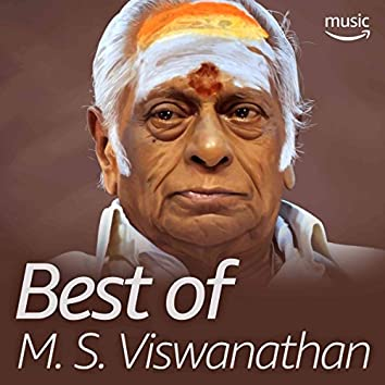 Best of M. S. Viswanathan