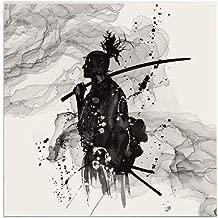 Amazonfr Samourais Tableaux Posters Et Arts Décoratifs