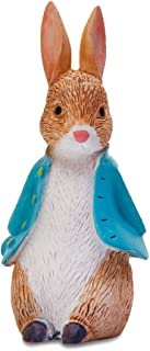 Creative Party BU295 Peter Rabbit Resin Cake Topper, Luxury Boxed-1 Pc