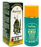 Fleurymer Champú Anticaída B-35 200 ml | Alopecia | Tratamiento Para La Caída Del Cabello | Fortalece Cuero Cabelludo | Estimula El Crecimiento De Pelo | Ingredientes Naturales