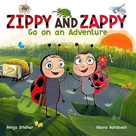 Zippy and Zappy Go on an Adventure