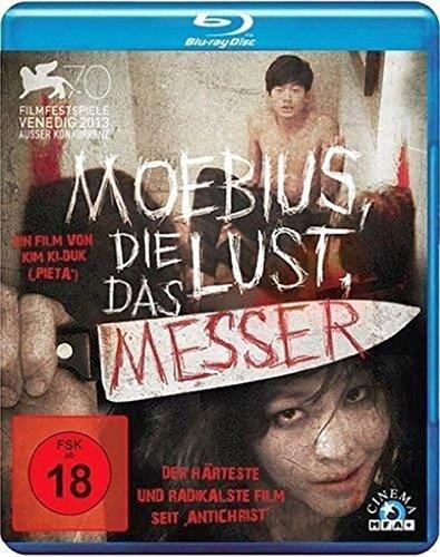 Moebius, die Lust, das Messer [Blu-ray]