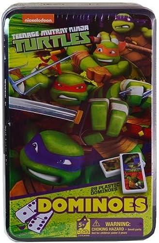 precio al por mayor Nickolodeon Teenage Mutant Mutant Mutant Ninja Turtles Dominoes Game Tin  comprar marca