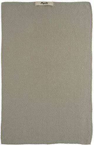IB Laursen - Geschirrtuch, Trockentuch, Küchentuch - gestrickt - Mynte - Farbe: Sand, Beige - 1 Stück - (BxL): 40 x 60 cm