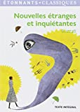 Nouvelles étranges et inquiétantes - FLAMMARION - 29/01/2014