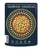 Annabel - Charming Chickpeas, ceci precotti per insalate e hummus, pasto pronto vegano - 7 x 225 g