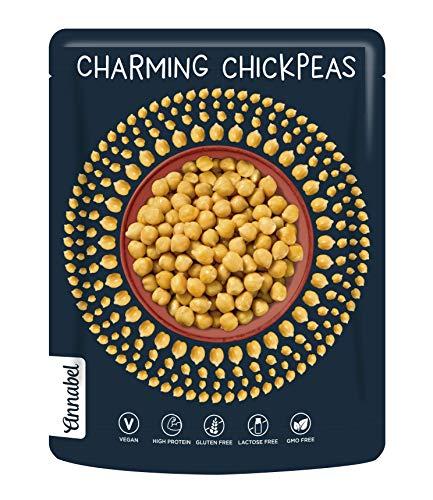 Annabel - Charmante Kichererbsen vegane Fertiggerichte - 7 x 225g