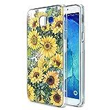 ZhuoFan HandyHülle für Samsung Galaxy A5(2017),Kratzfest