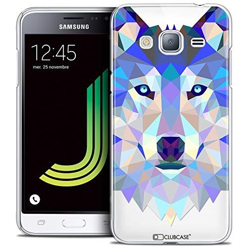 Cover per Samsung Galaxy J3 2016, Lupo