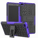 XITODA Lenovo Tab E7 Case, Armor Style Hybrid PC + TPU