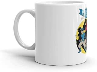 Cooper. 11 Oz Ceramic Coffee Mug Also Makes A Great Tea Cup With Its Large