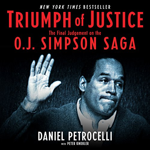 Triumph of Justice audiobook cover art