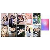 Yangzhoujinbei Special - Juego de 10 piezas de Kpop MAMAMOO para segundo álbum de fotos en negro 1 uds. por paquete