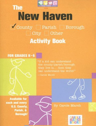 Download The New Haven County Connecticut Activity Book 0635029936