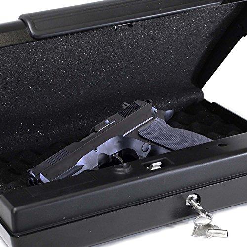 First Alert Portable Handgun Safe, 5200DF