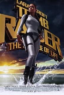 Lara Croft Tomb Raider: The Cradle of Life - Movie Poster - 11 x 17
