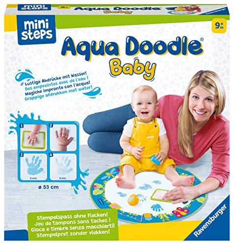 Ravensburger ministeps 04181 Aqua Doodle Baby, Purple