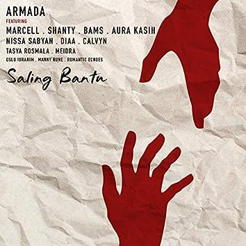 Saling Bantu (feat. Marcell, Shanty, Bams, Aura Kasih, Nissa Sabyan, Tasya Rosmala, Diaa, Calvyn, Oslo Ibrahim, Romantic Echoes, Manny Rune & Meidra)