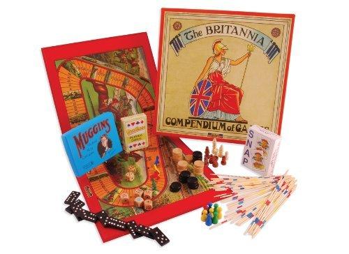 Unbekannt Die Britannia Kompendium