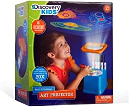 Discovery Kids Wall and Ceiling Art Projector with Markers