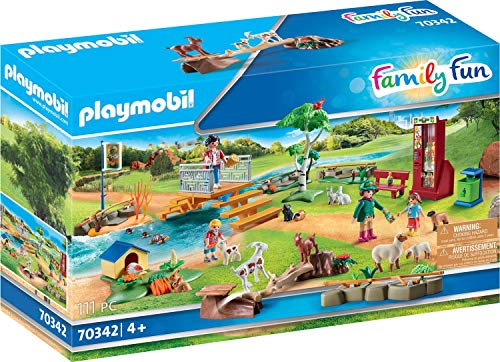 Playmobil 70342 - Lo zoo dei piccoli