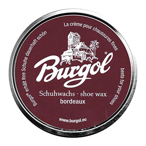Burgol Schuhwachs (bordeaux)