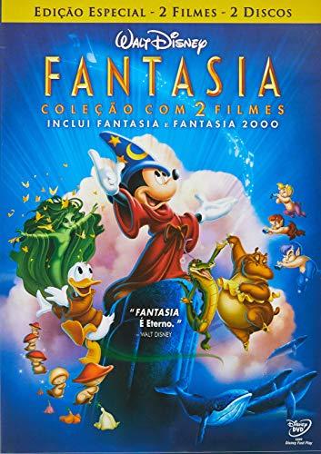 Fantasia Coleção 2 Filmes [DVD]