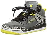 Nike Jordan Spizike, Chaussures de Basketball Mixte Enfant, Gris (cl Grey/vbrnt...