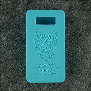 snow wolf silicone sleeve