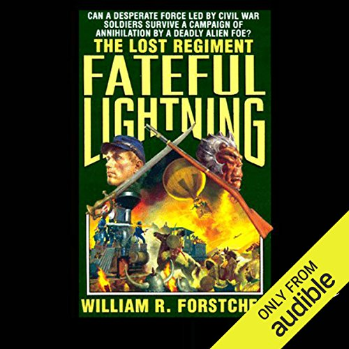 Fateful Lightning audiobook cover art