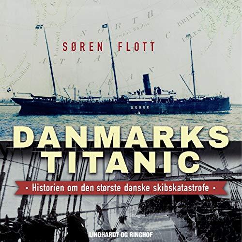 Page de couverture de Danmarks Titanic