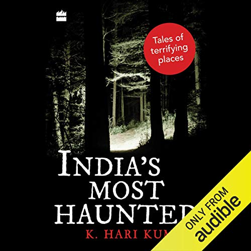 India's Most Haunted cover art