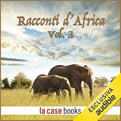 Racconti d'Africa 3 copertina