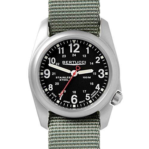 Bertucci 11051 A-2S Field Reloj analógico para hombre