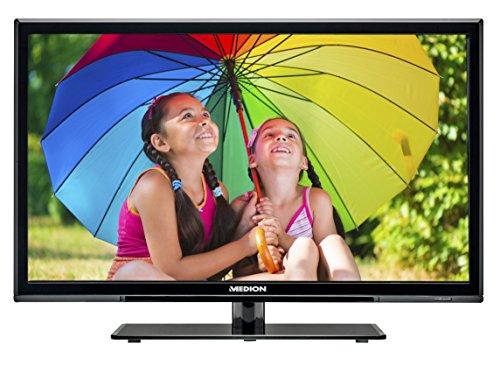 MEDION LIFE E12009 (MD 21259) 54,6 cm (21,5 Zoll) Fernseher (HD-Ready, DVB-T Tuner, DVD-Player)