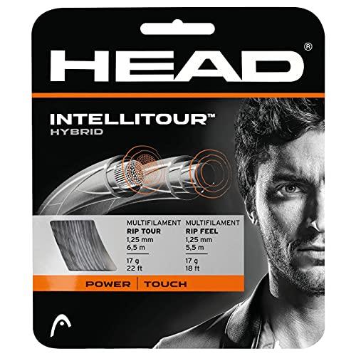 Head INTELLITOUR Cordajes de Raquetas de Tenis, Unisex...