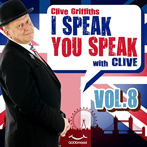 Couverture de I speak you speak with Clive Vol. 8